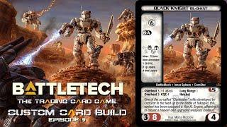 Battletech CCG Crusade Command 2 Improved Construction Facilities