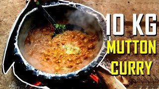 10 KG Mutton Curry Village Cooking Video Shop Saapattu Piriyan Mutton Recipes