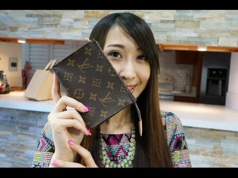 Review Louis Vuitton Toiletry Pouch 15 Youtube