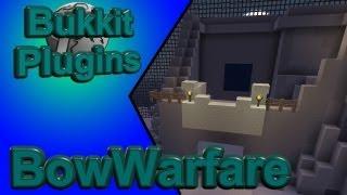 BowWarfare Plugin - Minecraft Bukkit Tutorial - Ein Allroundtalent unter den PVP Arena Plugins
