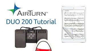 DUO 200 Tutorial