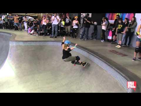 Hannah Chumley - Vans Girls Combi Pool Classic 2013