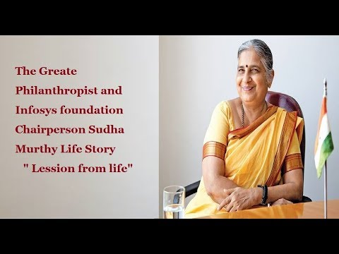 "Infosys foundation CP Sudha Murthy  ""Lessons from Life"""