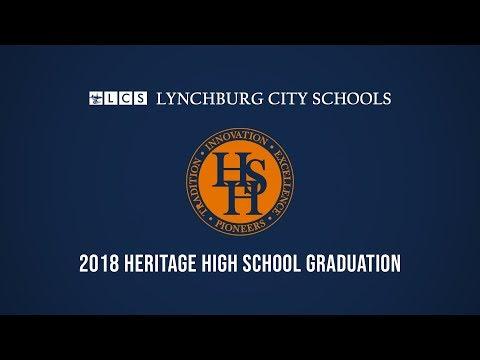 2018 Heritage High School Graduation