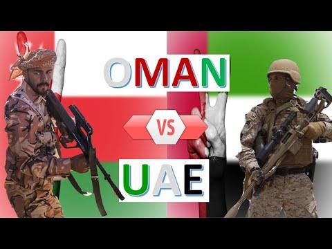 Oman vs UAE Military Power & Economic Comparison 2020