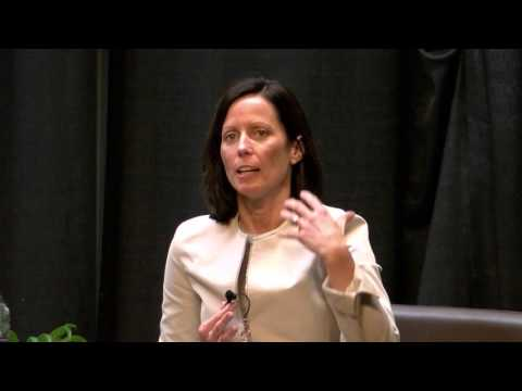 VIP Speaker Series: NASDAQ's President Adena Friedman - YouTube