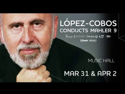 Jesús López-Cobos returns to conduct Mahler's Ninth Symphony