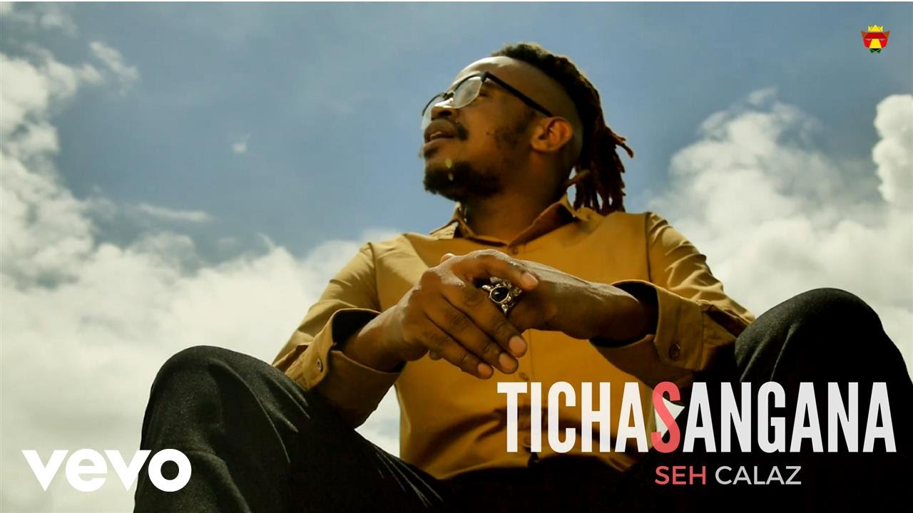 Seh Calaz - Tichasangana (Official Video) - The ZimTainment