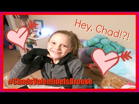 💖CHAD PICK BROOKE for your VALENTINE!! 💖- 8PASSENGERS