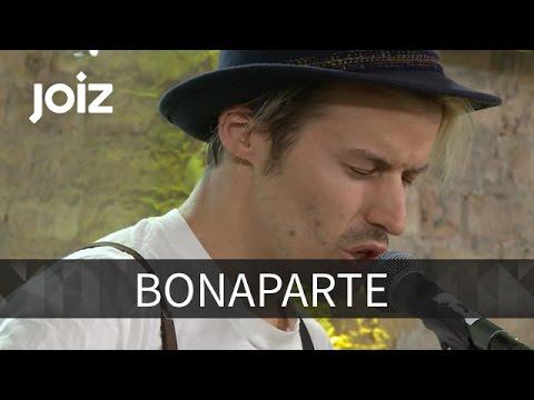 Bonaparte - Whistleblower (Live at joiz)