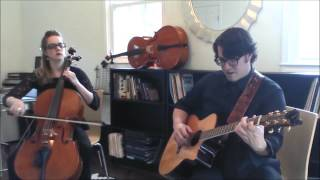 Wedding Songs Demo Reel -- WireWood (cello/guitar duo)