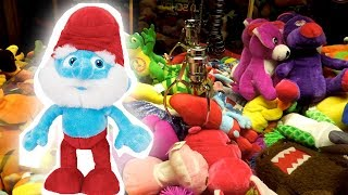 Save the Smurf! - Journey to the Claw Machine