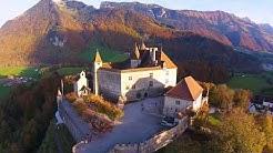 Le Château de Gruyère   Impressions