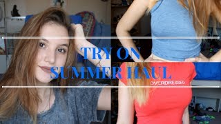 ||TRY ON SUMMER HAUL 2017||
