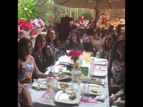 victory garden cafe tea party themed bridal shower plus games