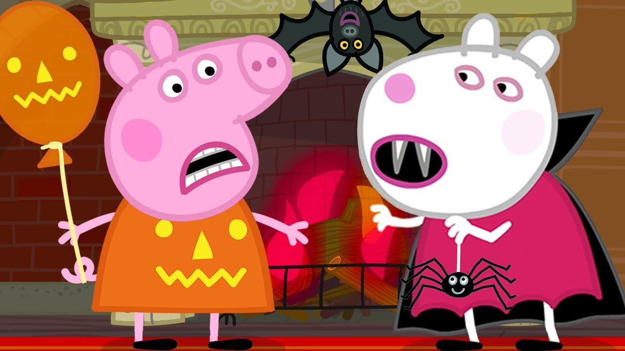 Peppa Pig Português Brasil | Leitura Especial | HD | Desenhos Animados