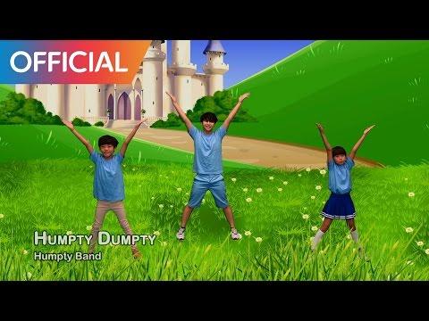[영어동요] 험티밴드 (Humpty Band) - Humpty Dumpty Song MV