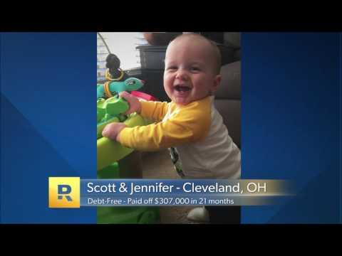 Scott And Jennifer - Debt Free Scream
