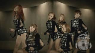 Dal★Shabet vs. Miss A vs. Wonder Girls - That DJ Hit My Baby [Drokas Mash Up]