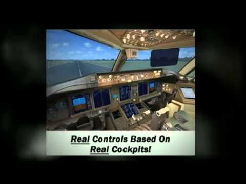 VirtualPilot3D Real Flight Simulator Games - The Best Airplane Games