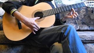 видео-урок игры на гитаре