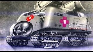 Лунный танк. Символ холодной войны. Документальный фильм.
