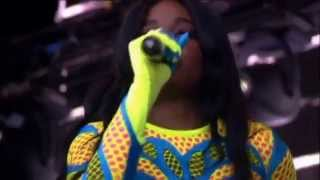 Azealia Banks - 212 (Live at T IN THE PARK)