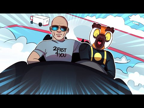 The Move That Vin Diesel Taught Vanoss! - GTA 5 Funny Moments and Fails |