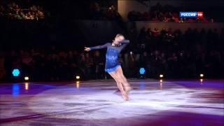Юлия Липницкая  Гала концерт Олимпийских чемпионов 2014