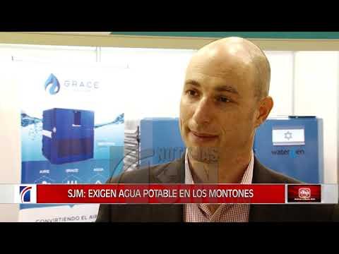 Máquina Israelí Produce 900 Litros Diarios De Agua A Través Del Aire