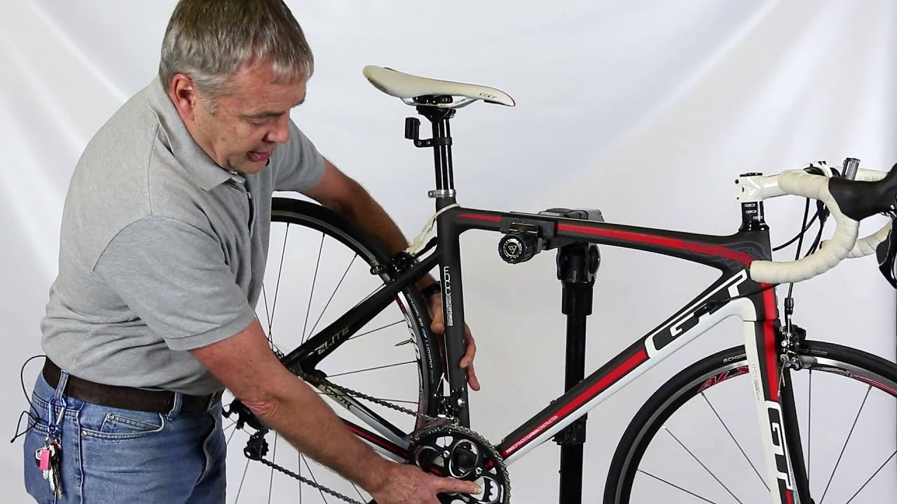 GT GTR Carbon Elite Road Bike - YouTube