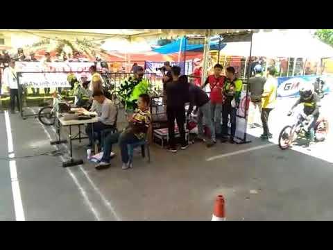 Drag Bike Vega zr  (Stadion utama pekanbaru)