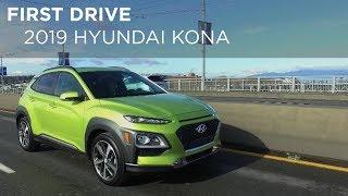 First Drive | 2018 Hyundai Kona | Driving.ca
