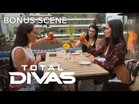 Paige, Brie & Nikki Bella Toast to Female Empowerment | Total Divas | E!