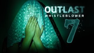 NUESTRA BODA EN OUTLAST WHISTERBLOWER | OUTLAST 7 LOS POLINESIOS