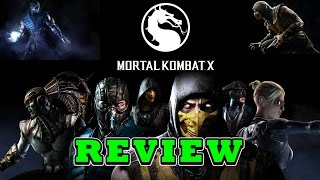DBPG: Mortal Kombat X Review (Xbox One/PS4)