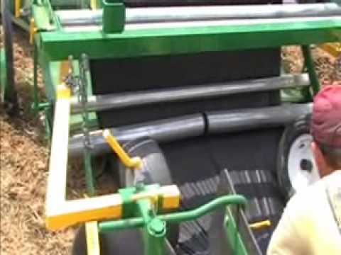 rain-flo mulch layer model 2550 laying plastic and drip tape, Garten ideen