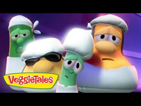 VeggieTales | Bellybutton | Veggie Tales Silly Songs With Larry | Silly Songs