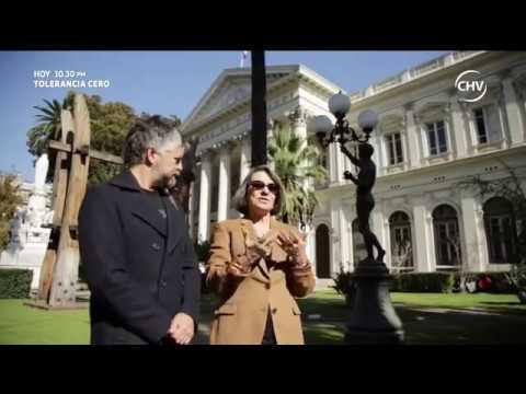 Jorge Baradit,Chile Secreto,Cap5,Historias De Santiago.