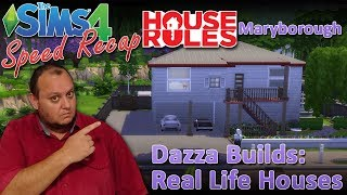 "Sims4 House Rules TV Builds: 2: ""Maryborough"""