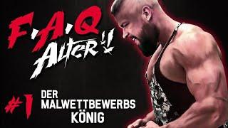 F.A.Q. ALTER! - Der Malwettbewerbskönig