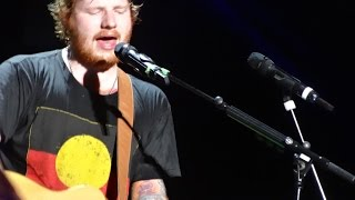 Don't Go Breaking My Heart - Ed Sheeran & Elton John Duet 9/12/15 [Live in Sydney, Australia]