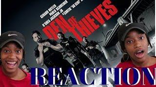 Den of Thieves Super Lit Trailer Reaction !