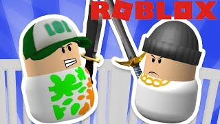 BABY BATTLE ROYALE/HUNGER GAMES | ROBLOX WHERE'S THE BABY? | WHO'S YOUR DADDY? in ROBLOX