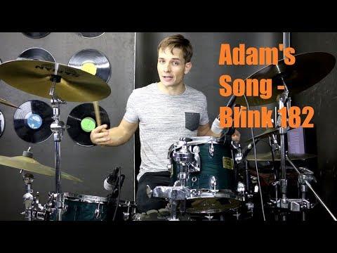 Adam's Song Drum Tutorial - Blink 182