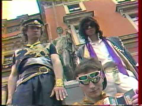Последний шанс - Золотая молодежь (клип, 1989 г.)