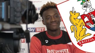 A Day In The Life Of Tammy Abraham