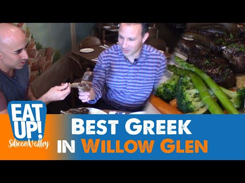 Best Greek/American Restaurant in the BAY AREA! (John's of Willow Glen | San Jose, CA)