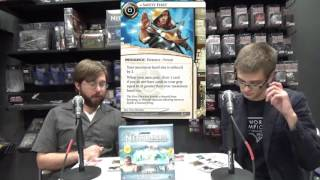 Unboxing: Data and Destiny Runners - Android: Netrunner