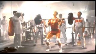 Rocky 4 - Training Montage - Instrumental